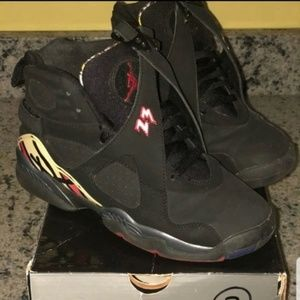 Jordan retro 8 playoffs size 5.5y